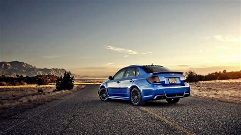 Subaru Wrx Wallpaper Hd