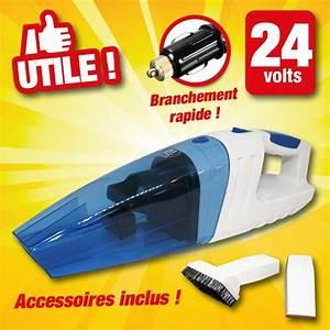 Aspirateur Allume Cigare : aspirateur 24 volts camion ~ Carolinahurricanesstore.com Idées de Décoration