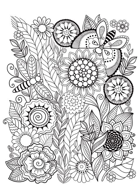 pin  mindfulness coloring