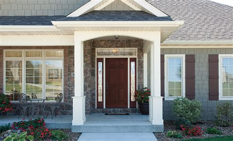 fiberglass steel entry doors pella