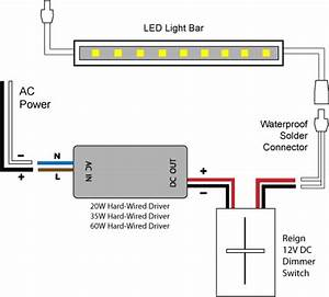 Wiring Diagram For Led Light Dimmer