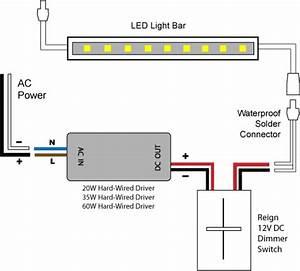 Wiring Diagram For Led Light Dimmer