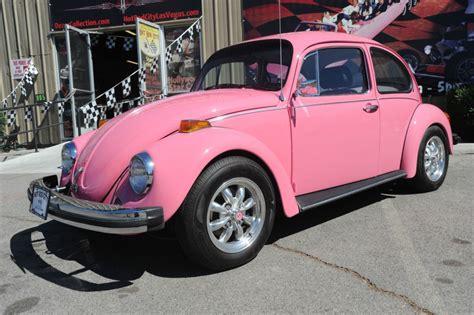 1977 Pink Volkswagen Beetle Showcar For Sale