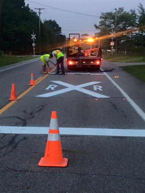 striping professionals advanced pavement marking