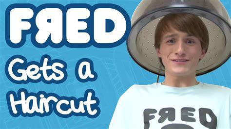 Fred Gets a Haircut - YouTube