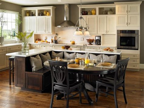 kitchen table islands kitchen island with built in table kitchen table gallery
