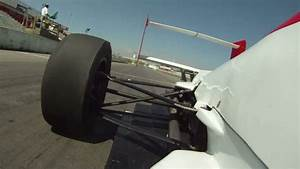 POV Formula Car Rear View Stock Footage Video 1606870 ...