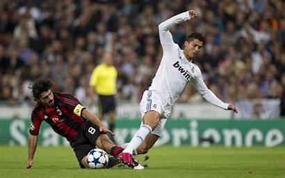 Ronaldo Football Gattuso Cristiano Player Gennaro Wallpapers