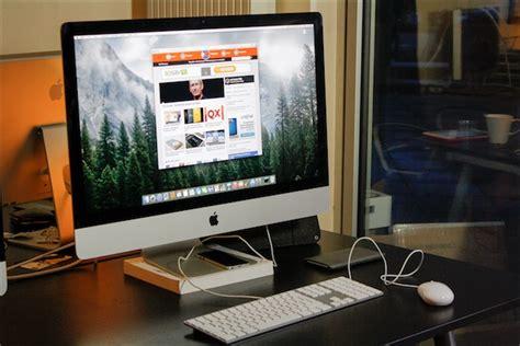 mac pc bureau test des imac 27 pouces retina 5k fin 2014 macgeneration