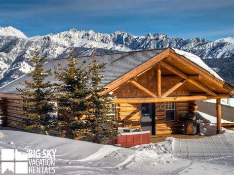 Big Sky Cabins by Big Sky Lodging Cowboy Heaven Cabin Luxury Big Sky Mt