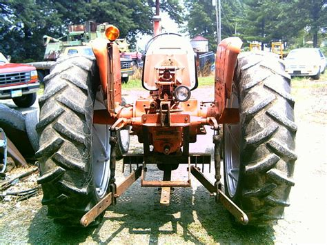 a c d17 value allis chalmers forum yesterday s tractors