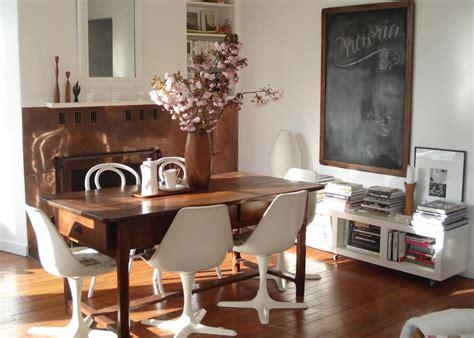 modern vintage decor la chaise tulipe une ic 244 ne embl 233 matique du design 4237