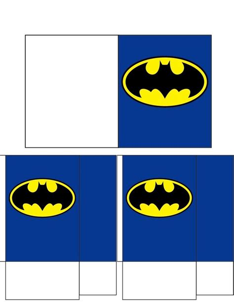 Batman Gift Box Template by 30 Best Images About Batman On Pinterest Clip Art Large