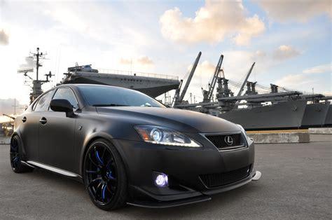 lexus rc 350 matte black wide body lexus is350 matte black 06 forcegt com