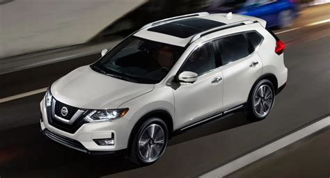 nissan launches  rogue  fwd  awd versions priced