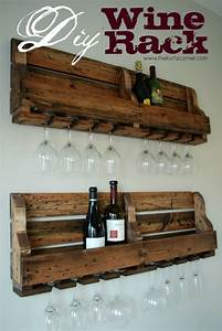 Woodwork Wine Rack With Glass Holder Plans PDF Plans