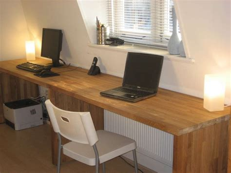 countertop desk for office big oak desk from kitchen worktops ikea office