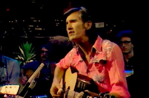 Townes Van Zandt Performs 'pancho And Lefty' On Austin