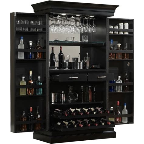 liquor cabinet furniture shop heights black stain home bar wine cabinet on