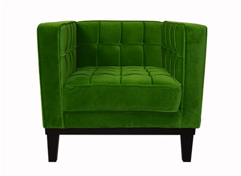 Madrid Lime Green Armchair