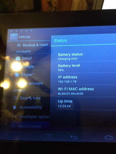 find find rca rctw tablet serial number
