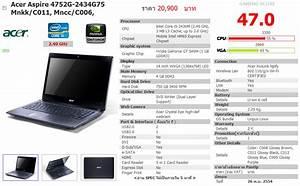 Download Driver For Acer Aspire 4752z