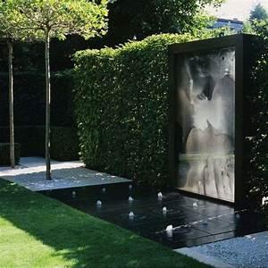 Petit Jardin Moderne : petit bassin de jardin 24 id es d co modernes ~ Dode.kayakingforconservation.com Idées de Décoration