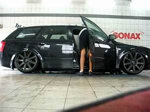 Audi A4 8k Airride : air ride audi a4 b6 avant airride youtube ~ Jslefanu.com Haus und Dekorationen