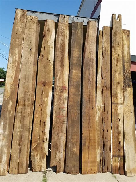 barn wood for is better than new reclaimed wood lumber