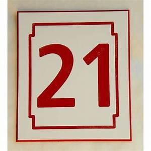 Plaque Boite Aux Lettres Adhesive : plaque num ro boite aux lettres personnalisation en ligne petit prix ~ Melissatoandfro.com Idées de Décoration