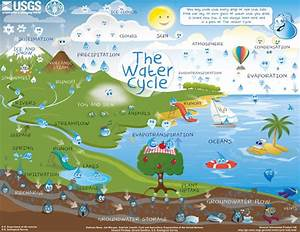 the water cycle activity and the california drought