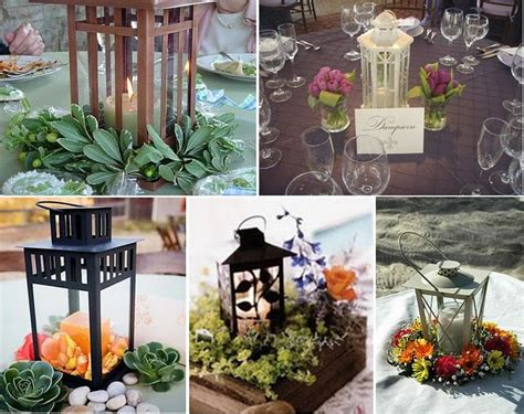 Friday Fabulosity! Wedding Lanterns Seven Ways