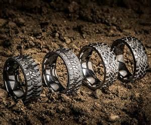 tire wedding rings wedding rings pictures road tire wedding ring