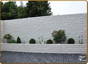 Prix Mur Parpaing Cloture : devis cloture parpaing perfect faire une tete de lit en ~ Dailycaller-alerts.com Idées de Décoration