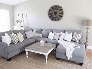 Best 25+ Gray sectional sofas ideas on Pinterest Mid