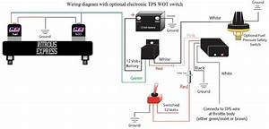 Nitrous Express Wiring Diagram