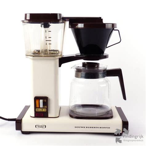 Koffiezetapparaat Technivorm by Koffieapparaat Douwe Egberts Technivorm Vindingrijk