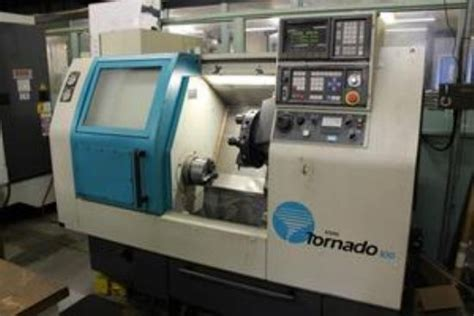 colchester tornado  cnc lathe  sale machinery