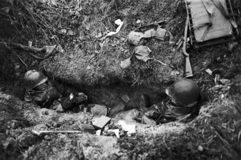 army foxhole