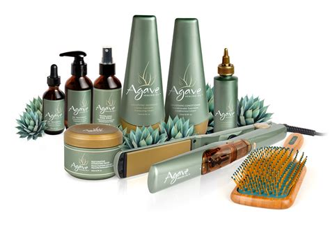 Agave Hair Line Launches 3 New Products Featuring Mexico's ...