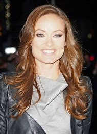 Olivia Wilde Brown Hair
