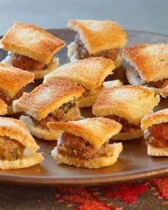Meatball Mini Sandwich Appetizers