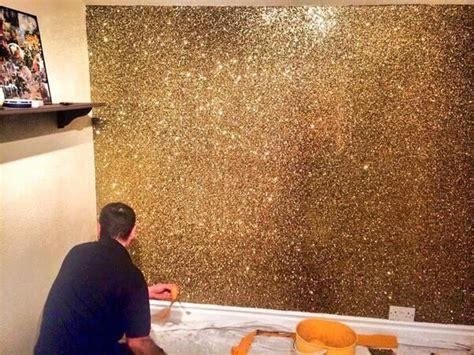 Wand Gold Streichen by 25 Best Ideas About Gold Painted Walls On