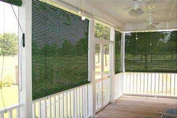 porch blinds porch shades porch awnings coolaroo shades porch shades exterior shades