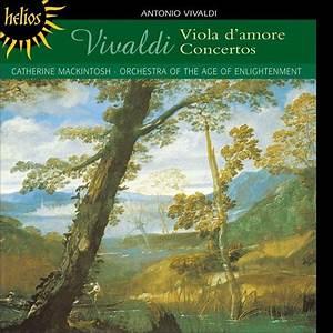 Viola d'amore concertos / catherine mackintosh, orchestra ...