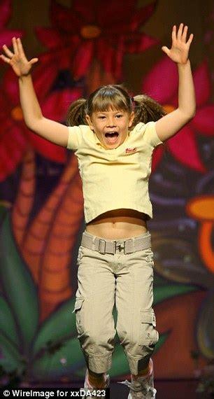 Picture of Bindi Irwin as a Little Girl
