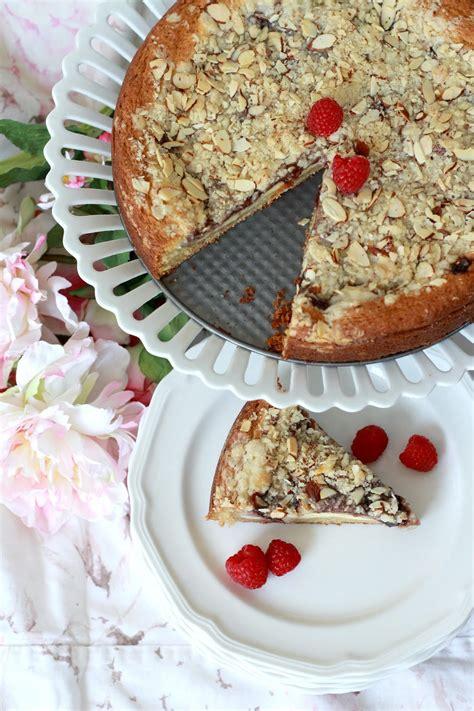 Raspberry cream cheese coffee cake. Raspberry Cream Cheese Coffee Cake | Grateful Prayer | Thankful Heart