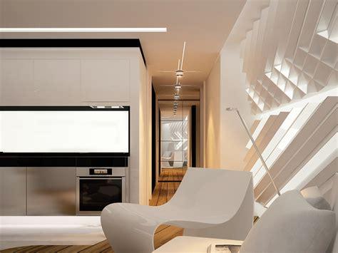 Futuristic Interior Design by Futuristic Interior Design