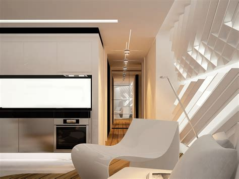 Futuristic Interior Design  Home Decorating Guru