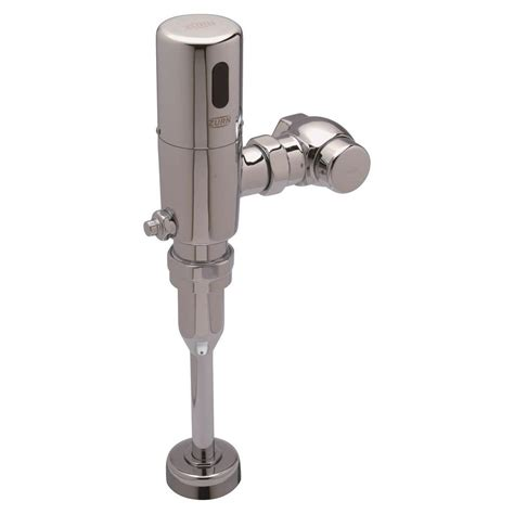 sensor operated flushers faucet zurn 1 0 gal sensor operated flush valve ztr6203 ws1 the home depot
